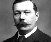 arthur conan doyle