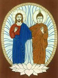 buddha jesus